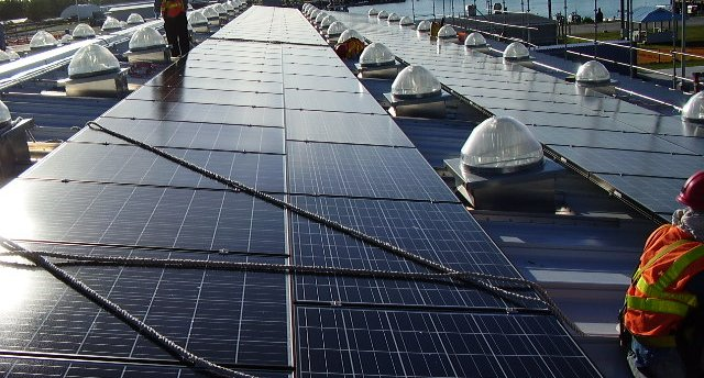 Enhancing The Value Of A Commercial Rooftop Photovoltaic